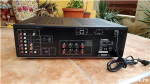Yamaha Receiver stereo network R-N500 - imagine 4