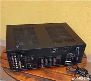 Yamaha Receiver stereo network R-N500 - imagine 6
