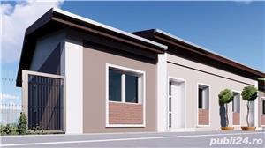 SUPEROFERTA ! Duplex, proiect nou, la asfalt, toate utilitatiile, la cheie, Terasa, teren 400mp.  - imagine 3