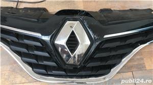 Grila radiator bara fata cu emblema Renault Kadjar  - imagine 2