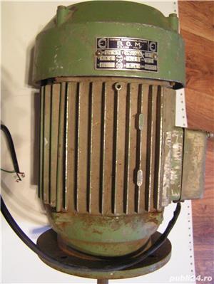 electromotor  B.G.M. - imagine 2