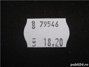 Marcator de preturi, imprimare 2 randuri ( cod+pret) - imagine 3