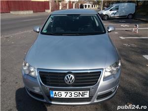 VW Passat B6 din 2008, 2000 cmc, 140 cai, o axa cu came. - imagine 1
