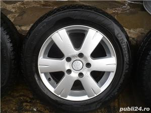 4 jante de aluminiu 15'' pe VW PASSAT, GOLF 5,6,TOURAN , 5X112 - imagine 6