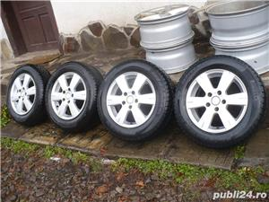 4 jante de aluminiu 15'' pe VW PASSAT, GOLF 5,6,TOURAN , 5X112 - imagine 2
