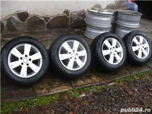 4 jante de aluminiu 15'' pe VW PASSAT, GOLF 5,6,TOURAN , 5X112 - imagine 3