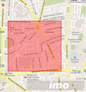 Teren  in zona Dorobanti-Capitale !!! - imagine 2