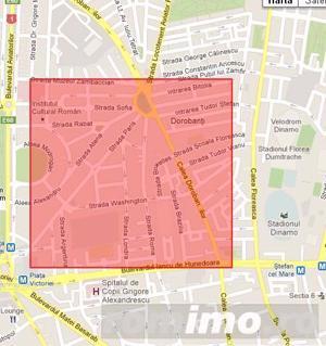 Teren  in zona Dorobanti-Capitale !!! - imagine 1