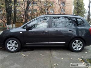 Kia carens tiptronic - imagine 8
