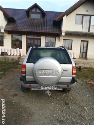 Opel frontera - imagine 2