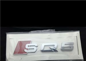Accesorii Audi S-line embleme grila aripi breloc sline  - imagine 3