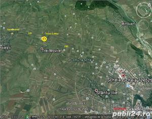Teren 10.000 mp langa Weber, Vorona, la DN E58 spre Gura Hum - imagine 4