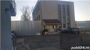 Vand Cladire Birouri,Zona str Clujului sc 615 mp P+2E, front mare - imagine 1
