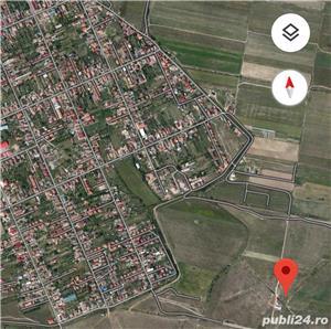 Proprietar vand teren intravilan cu CF in Giroc, 630 mp - imagine 2