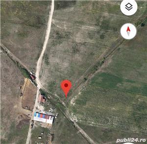 Proprietar vand teren intravilan cu CF in Giroc, 630 mp - imagine 1