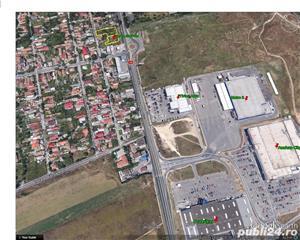 KM 5 - Teren intravilan 2243 mp - 249 euro/mp  - imagine 1