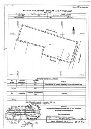 KM 5 - Teren intravilan 2243 mp - 249 euro/mp  - imagine 3