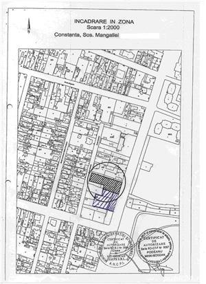 KM 5 - Teren intravilan 2243 mp - 249 euro/mp  - imagine 2