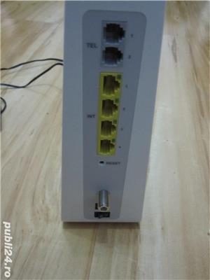 Router/Modem Conect Box UPC de viteza mare 500mb/s-ieftin  - imagine 4