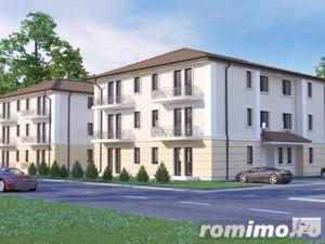 Apartament 2 camere complet decomandat, bloc nou - imagine 2