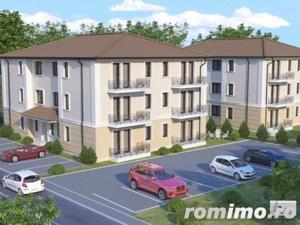 Apartament 2 camere complet decomandat, bloc nou - imagine 3