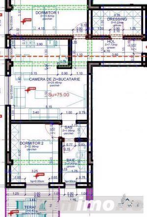 Buziasului, decomandat, terasa spatioasa + curte proprie - imagine 7