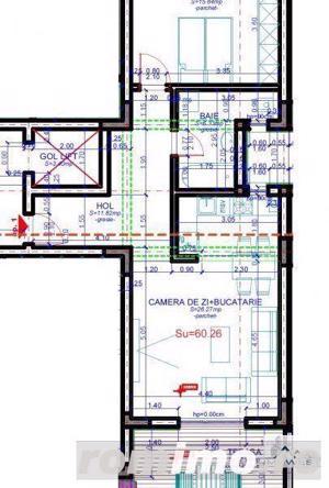 Buziasului, decomandat, terasa spatioasa + curte proprie - imagine 6