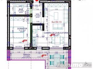 Buziasului, decomandat, terasa spatioasa + curte proprie - imagine 5