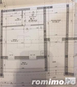 Giroc-Hotel IQ, apartamente cu o camera decomandate - imagine 3