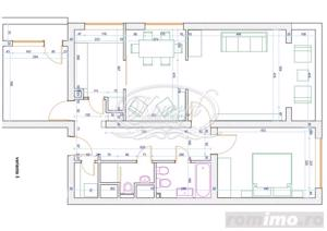 Apartament 4 camere Parcul Central - imagine 9