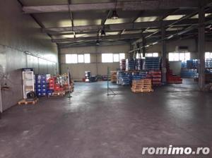 Hala Depozitare/Productie, Zona Mehala - imagine 1