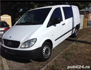 Mercedes-benz Vito - imagine 8