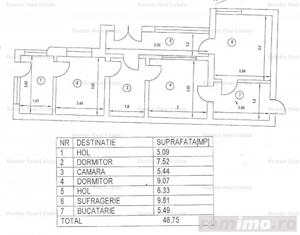 Clejani central, 1625 mp, deschidere 16 ml, casa renovabila/demolabila - imagine 5