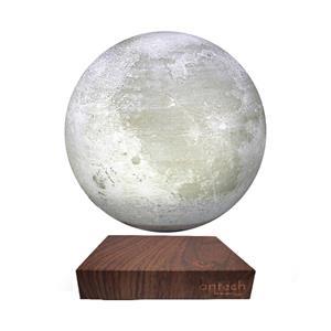 Luna Wireless 3D LED, Lampa care pluteste prin levitatie magnetica, Antech Sim - imagine 1