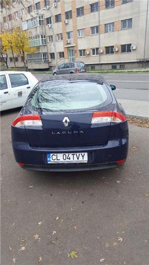 Renault Laguna 3 Privilege 140.000 KM 2.O DCI 150 CP  - imagine 6