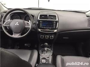 Mitsubishi ASX, 4x4, automat, full options, fabricat 2015 - imagine 5