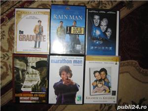 DUSTIN HOFFMAN,PHILIP SEYMOUR HOFFMAN,30 FILME DVD,SUBTITRATE ROMANA,UNICATE SI RARITATI,COLECTIE - imagine 1