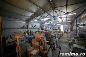 PREȚ REDUS CU 10.000 EURO - Hală depozitare pe Calea Aurel Vlaicu - imagine 5