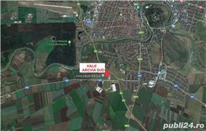 De vanzare hale industriale Arad - imagine 8