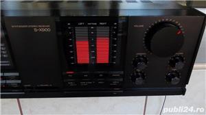 Amplituner SANSUI Sx-900 amplificator+radio receiver vintage JAPAN - imagine 6