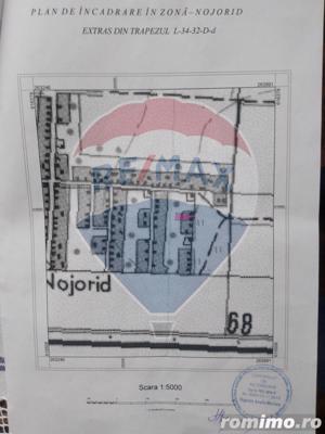 Casă 2 camere cu teren 1356 mp.,loc.Nojorid - imagine 13