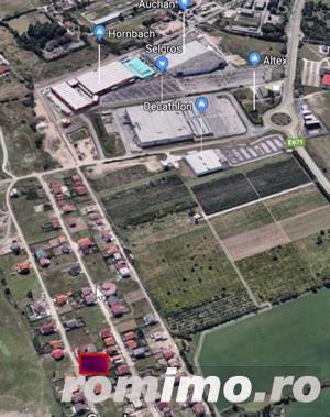 Teren constructii str. TristanTzara- Timisoara/ Selgros, COMISION ZERO - imagine 8