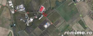 Teren 6,100 mp Torontalului destinatie logistica/showroom! - imagine 2