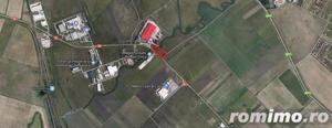 Teren 6,100 mp Torontalului destinatie logistica/showroom! - imagine 1