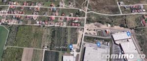 Teren intravilan constructii, SELGROS- Timisoara. - imagine 5