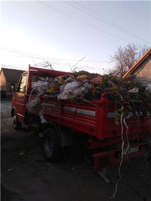 Debarasari moloz  în saci gunoi deșeuri ridic moloz cu bobcat executam lucrari cu camionete  - imagine 3