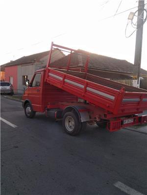 Transport marfa mobilă materiale de construcții executam mutări transport moloz în saci gunoi  - imagine 1