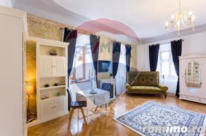Apartament cu 3 camere cu vedere in Piateta istorica. - imagine 16
