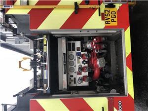 Masina de pompieri autospeciala stins incendii - imagine 4