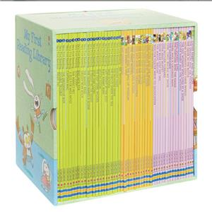 My First Reading Library Usborne  - imagine 3